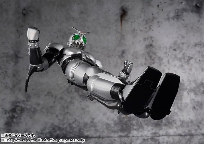 SHF Shadow Moon (Kamen Rider Black)