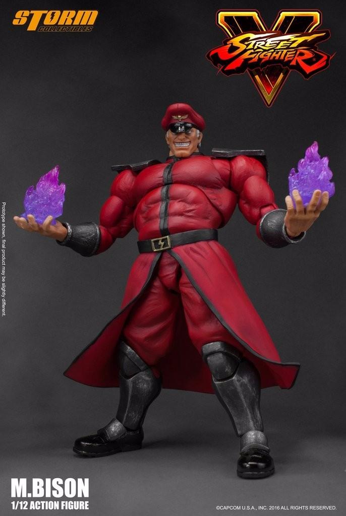 Storm Collectibles M Bison Street Fighter V