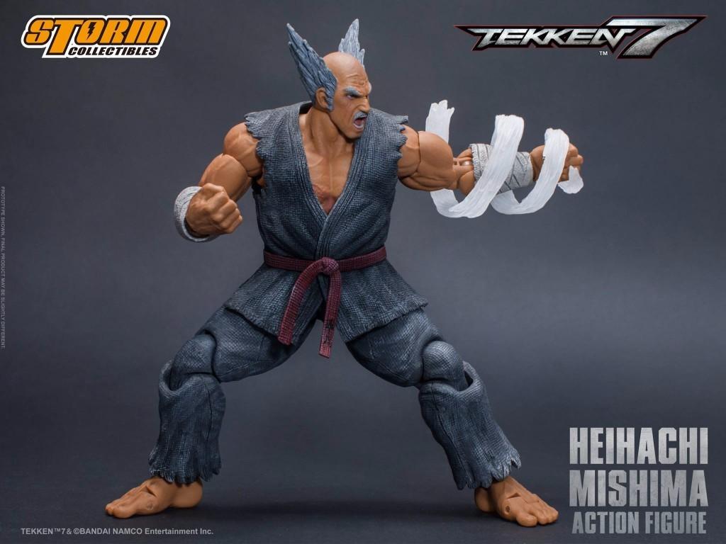 Storm Collectibles Heihachi Mishima Tekken 7
