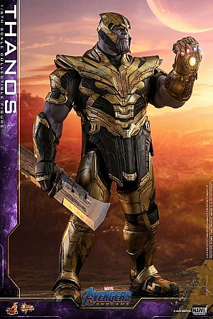 Hot Toys Thanos - Avengers: End Game MMS529